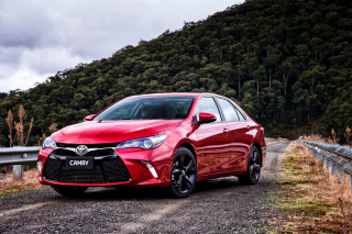 Free Toyota Camry Atara SL Picture for Android, iPhone and iPad