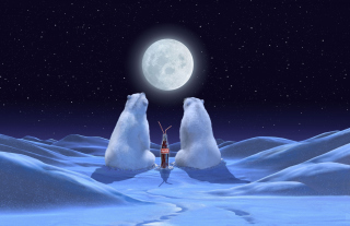 Картинка Polar Bears And Coca Cola на телефон