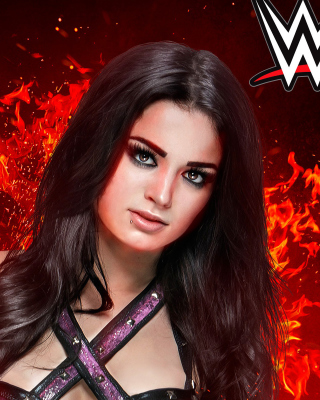 WWE 2K15 Paige - Obrázkek zdarma pro Nokia C3-01 Gold Edition