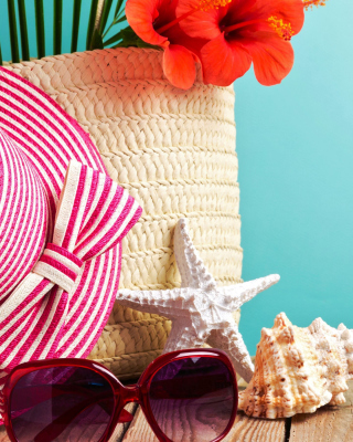 Summer Accessory Trends - Obrázkek zdarma pro 640x960