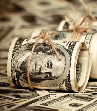 US Dollars - Obrázkek zdarma pro 176x220