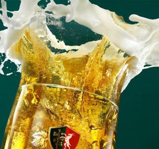 Beer Foam - Obrázkek zdarma pro 1024x1024