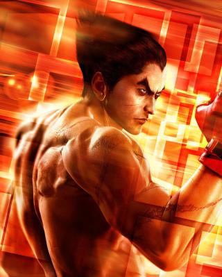Tekken - Obrázkek zdarma pro Nokia C5-03