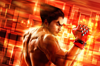 Tekken - Obrázkek zdarma pro 320x240