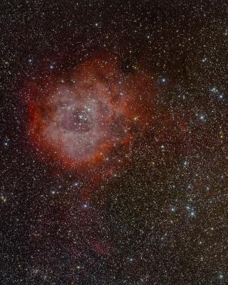 Andromeda Nebula - Obrázkek zdarma pro 360x480
