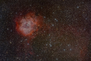 Andromeda Nebula - Obrázkek zdarma pro 1080x960