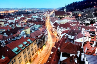 Prague Czech Republic Wallpaper for Android, iPhone and iPad