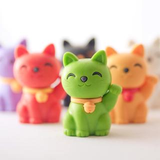 Maneki Neko Japanese Lucky Cat - Obrázkek zdarma pro 320x320