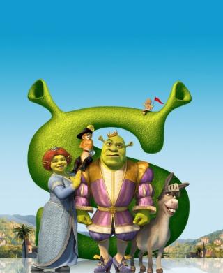 Shrek - Obrázkek zdarma pro iPhone 5C