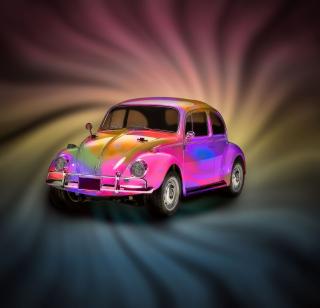 Beetle - Obrázkek zdarma pro 2048x2048