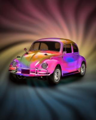 Beetle - Obrázkek zdarma pro Nokia 5233