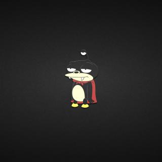 Nibbler Futurama - Obrázkek zdarma pro 208x208