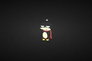 Nibbler Futurama - Obrázkek zdarma pro 220x176