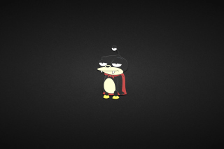 Nibbler Futurama - Obrázkek zdarma pro Sony Xperia Z1