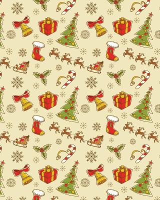Christmas Gift Boxes Decorations - Obrázkek zdarma pro Nokia Lumia 1520