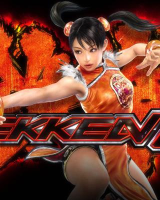 Tekken 6 Game - Obrázkek zdarma pro Nokia C-Series