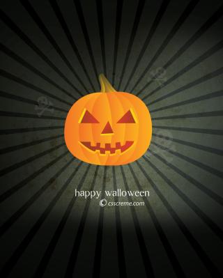 Halloween Pumpkin - Obrázkek zdarma pro Nokia Lumia 620