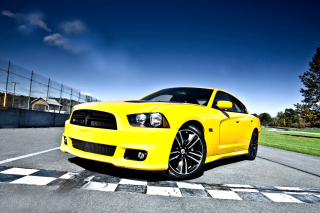 Dodge Charger SRT8 Wallpaper for Android, iPhone and iPad