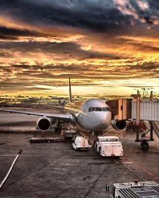 Schiphol Airport - Obrázkek zdarma pro iPhone 4S