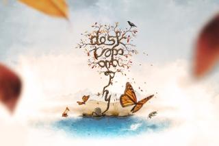 Desktopography - Obrázkek zdarma pro Samsung Galaxy