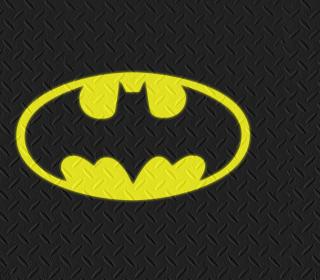 Batman Logo - Obrázkek zdarma pro iPad 2