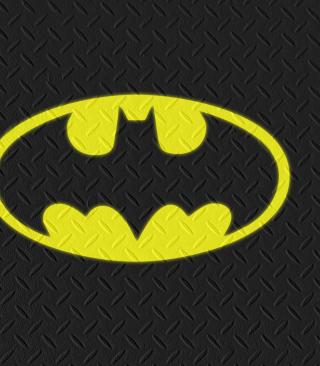 Batman Logo - Obrázkek zdarma pro 320x480