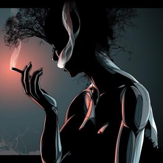 Cigarette - Obrázkek zdarma pro iPad 3