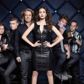 Shameless Showtime US TV Series - Obrázkek zdarma pro 320x320
