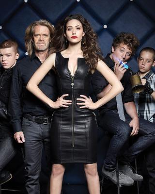 Shameless Showtime US TV Series - Obrázkek zdarma pro Nokia X7