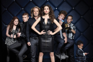 Shameless Showtime US TV Series Picture for Android, iPhone and iPad