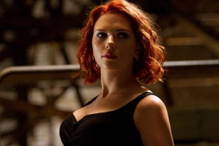 The Avengers - Scarlett Johansson Wallpaper for Android, iPhone and iPad