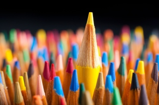 Colorful Pencils - Obrázkek zdarma pro Android 720x1280