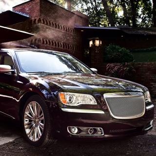 Chrysler 300 2012 - Obrázkek zdarma pro iPad mini