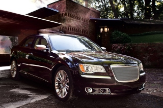 Chrysler 300 2012 Wallpaper for Android, iPhone and iPad