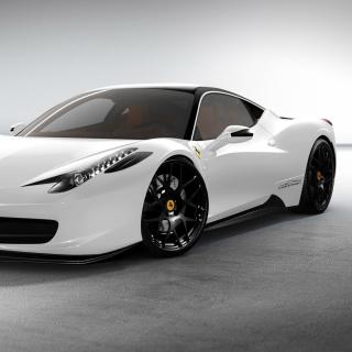 Ferrari 458 Italia - Obrázkek zdarma pro iPad mini