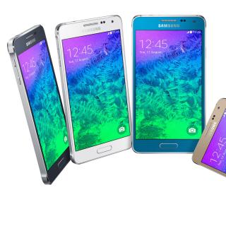 Samsung Galaxy Alpha - Obrázkek zdarma pro iPad