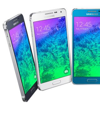 Samsung Galaxy Alpha - Obrázkek zdarma pro iPhone 6