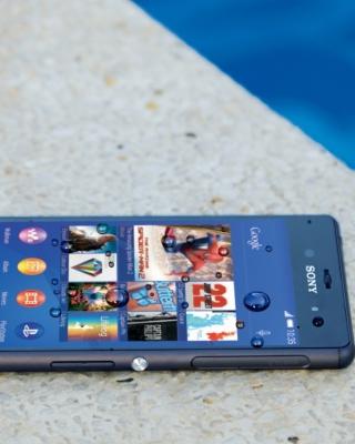 Sony Xperia Z3 - Obrázkek zdarma pro Nokia 5233