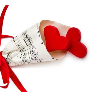 Valentines Day Gift Idea - Obrázkek zdarma pro iPad