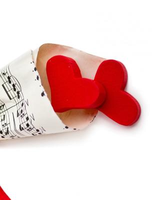 Valentines Day Gift Idea - Obrázkek zdarma pro Nokia Asha 502