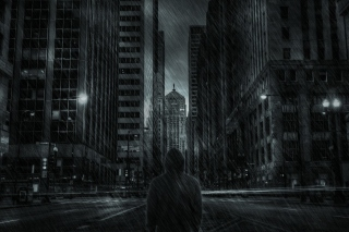 Dark City HD sfondi gratuiti per cellulari Android, iPhone, iPad e desktop