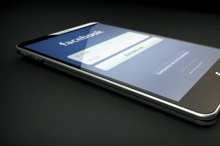 Facebook Phone - Obrázkek zdarma pro Samsung Galaxy Tab 7.7 LTE
