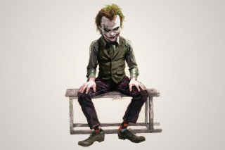 The Dark Knight, Joker Background for Android, iPhone and iPad