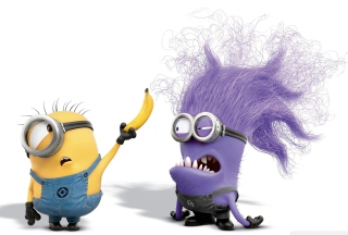 Minions Picture for Android, iPhone and iPad