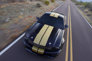 Shelby Mustang GT-H Wallpaper for Android, iPhone and iPad