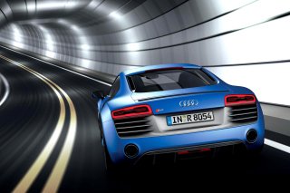 Audi R8 Coupe v10 Wallpaper for Android, iPhone and iPad