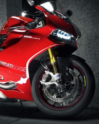 Ducati 1199 - Obrázkek zdarma pro iPhone 5S