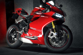 Ducati 1199 - Obrázkek zdarma pro LG P970 Optimus