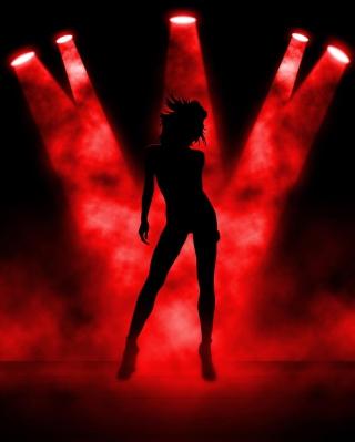 Red Lights Dance - Obrázkek zdarma pro 360x480