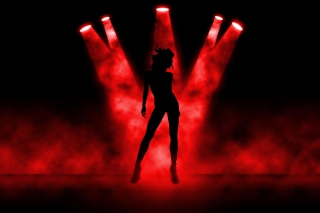 Red Lights Dance - Obrázkek zdarma pro Sony Xperia Z3 Compact